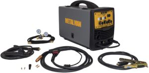 MP 140T Multi-Process Welder