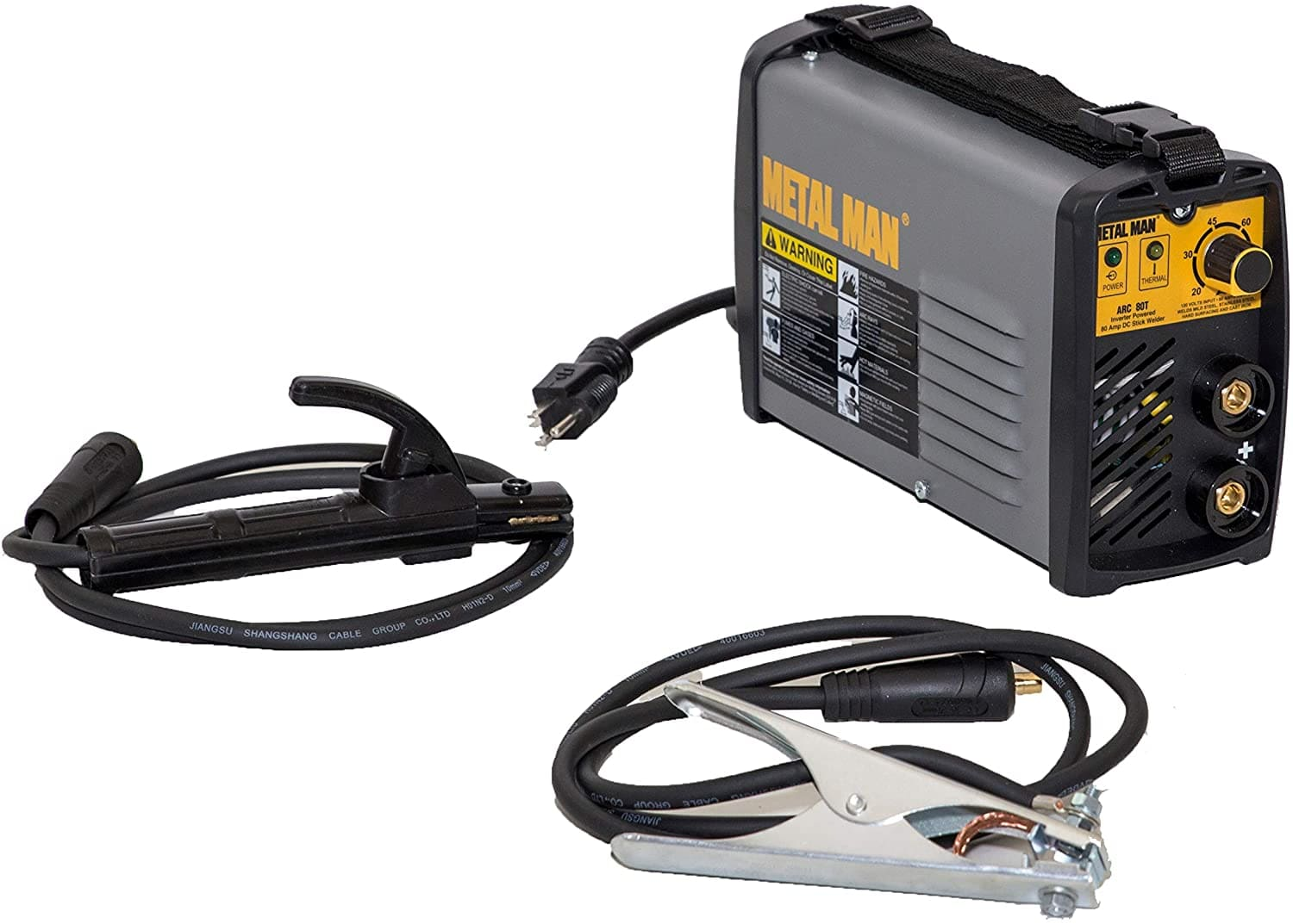 Arc 80T-R DC Inverter Stick Welder