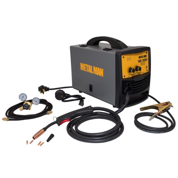 MIG 180DVT-R Dual Voltage Wire Feed Welder