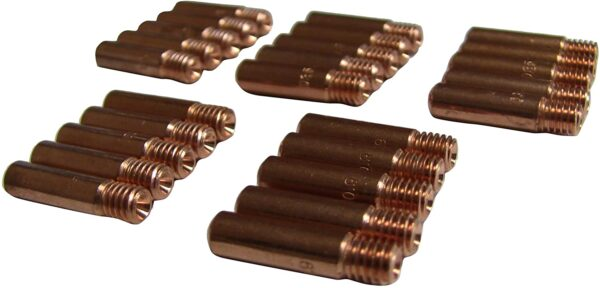 Metal Man M112325 -  11-23 Replacement Contact Tips 25 pack