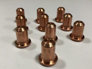 Trafimet Brand Plasma Torch Nozzle 60A - 10 Pack