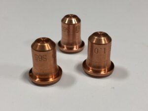 Trafimet Brand Plasma Torch Nozzle 60A - 3 Pack
