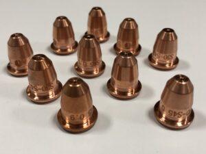Trafimet Brand Plasma Torch Nozzle 40A - 10 Pack