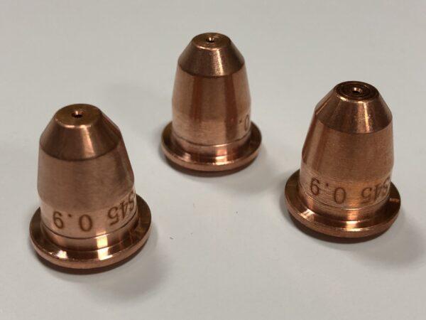 Trafimet Brand Plasma Torch Nozzle 40A - 3 Pack