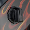 ARF8550SGC-R Auto Darkening Welding Helmet - Red Real Flame