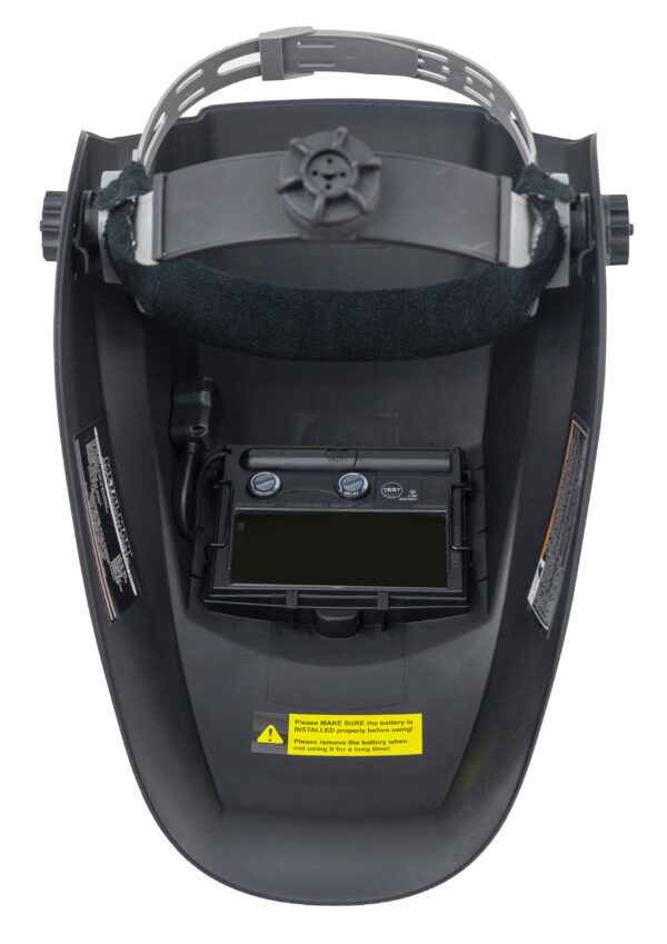 ASF8650SGC Auto Darkening Welding Helmet - Blue Skull